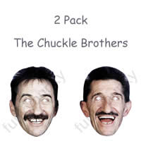 2 Pack - The Chuckle Brothers