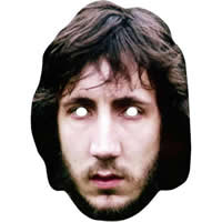 Pete Townsend Retro Mask - The Who