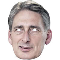 Philip Hammond Mask