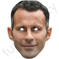 Ryan Giggs Football Mask