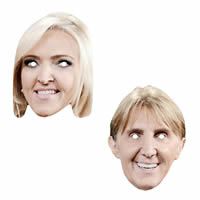 2 Pack - The Speakmans Masks
