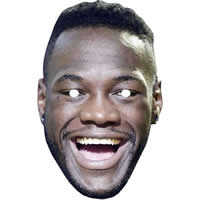 Deontay Wilder Boxer Mask