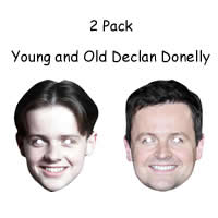 Young & Older Declan Dec Donelly Masks