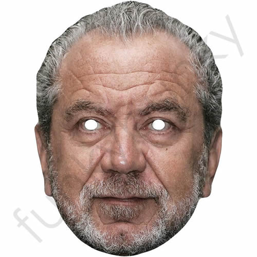 Alan Sugar Mask