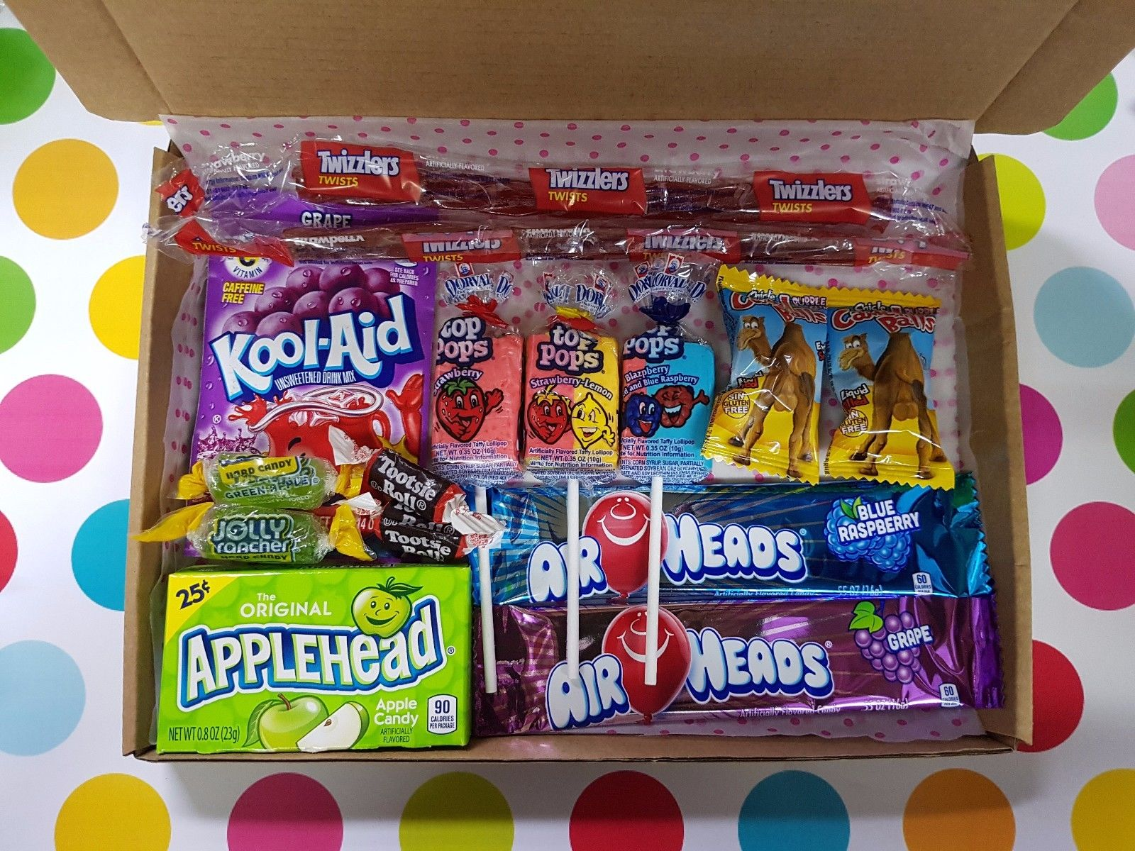 American Candy Gift Box 00