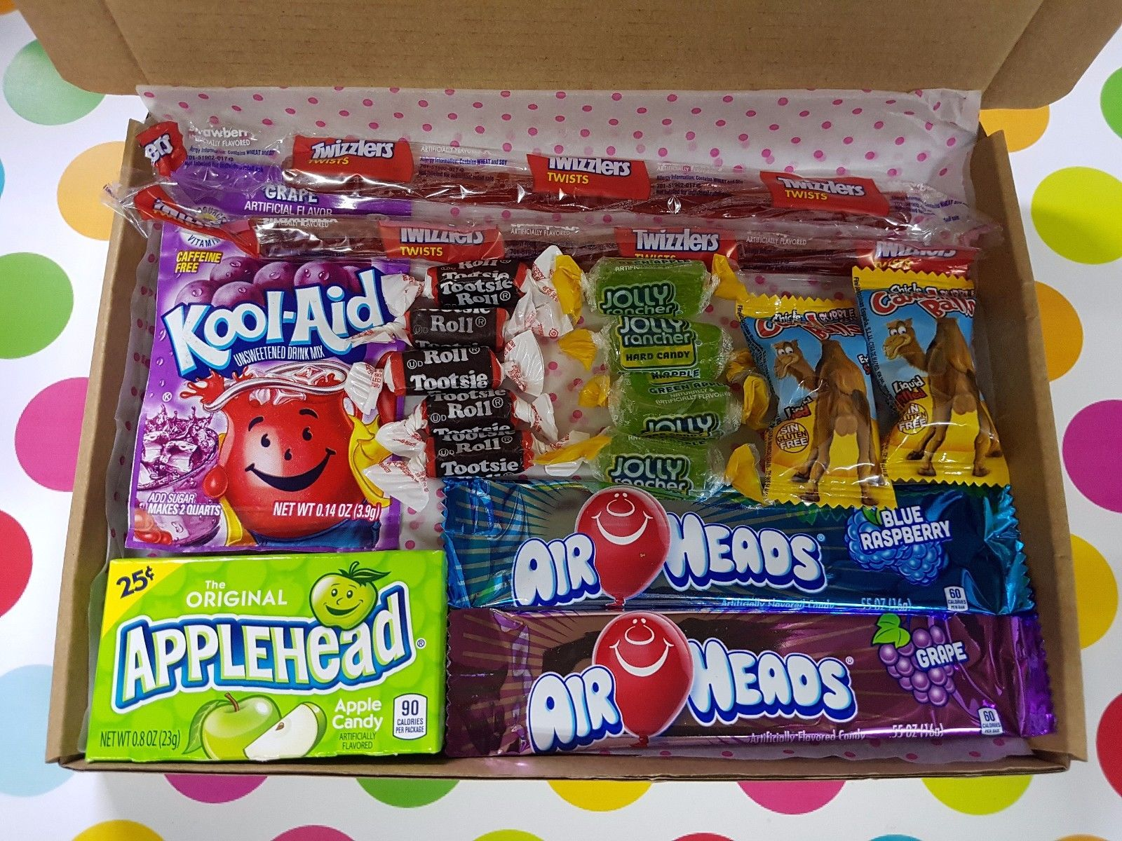 American Candy Gift Box 2