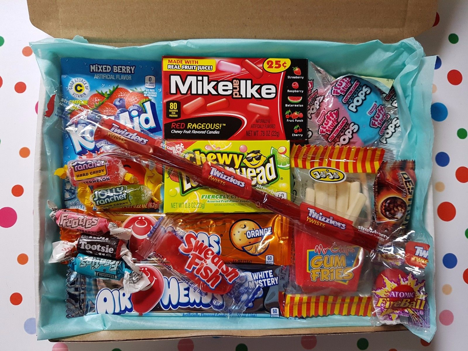 American Candy Gift Box 23