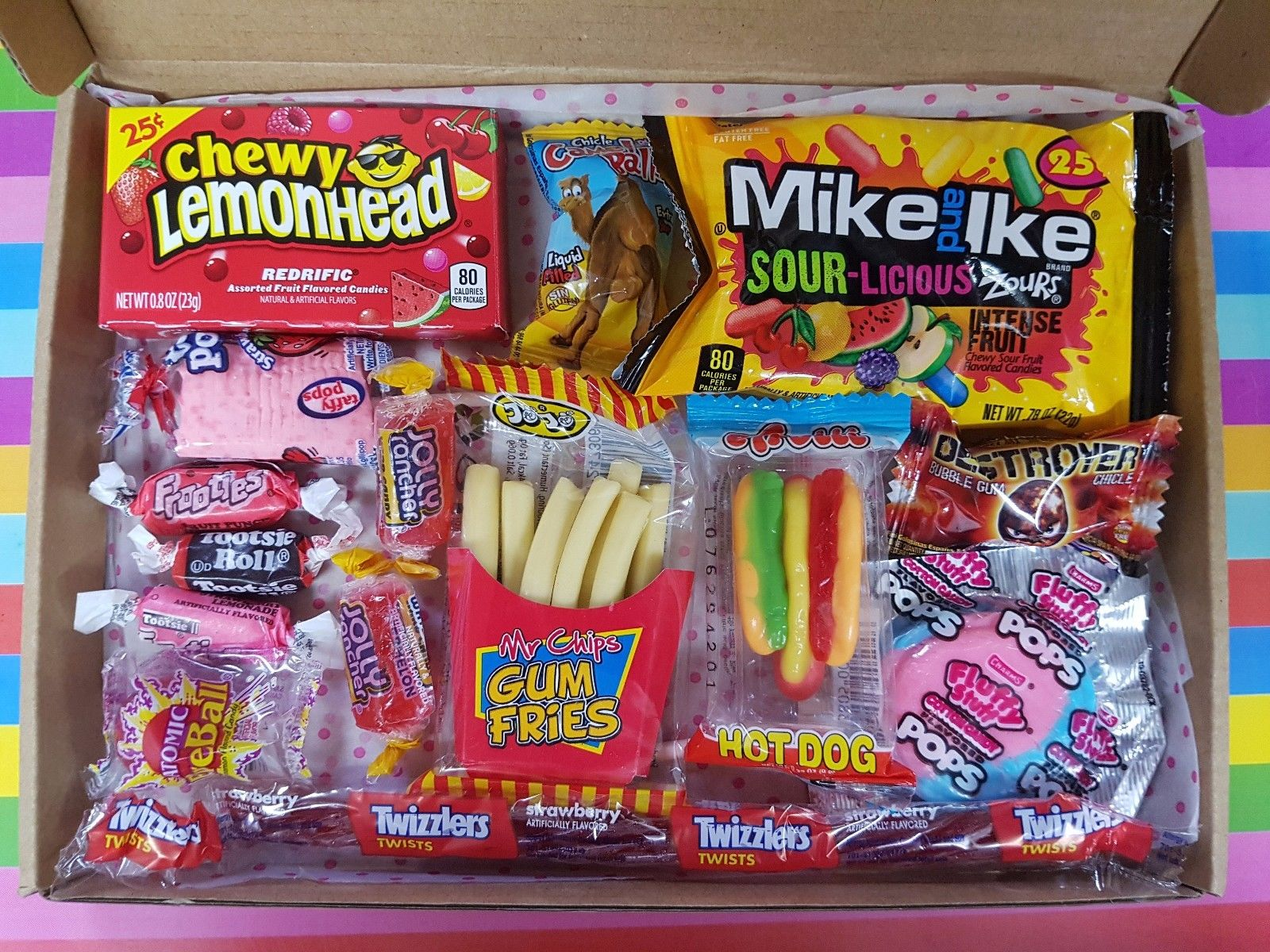 American Candy Gift Box 26