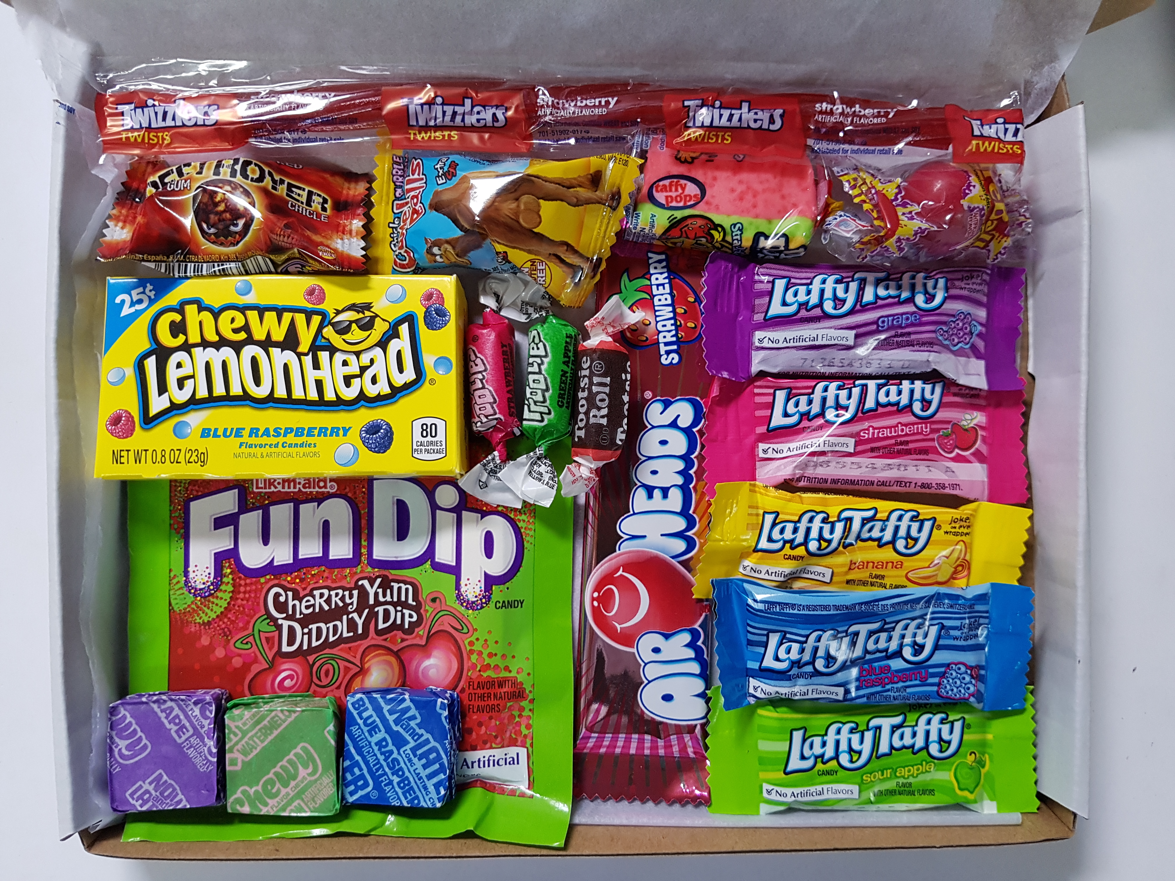 American Candy Gift Box 37