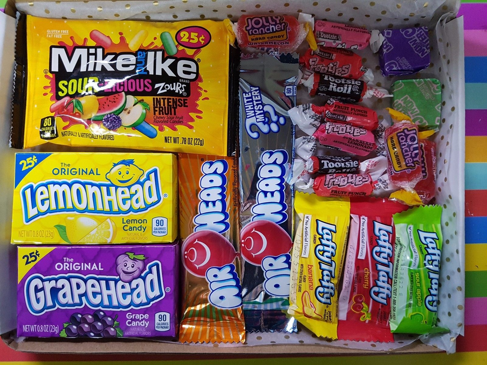 American Candy Gift Box 4