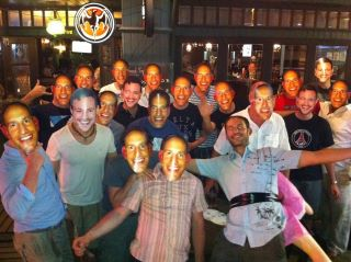 Thailand Stag Do - 2012