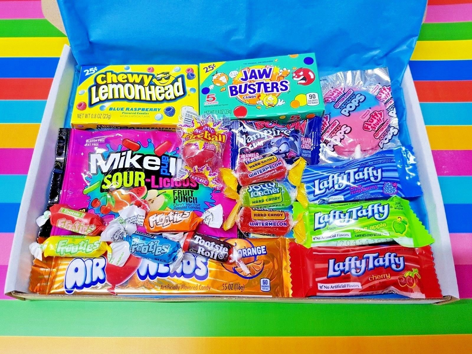 American Candy Gift Box 1