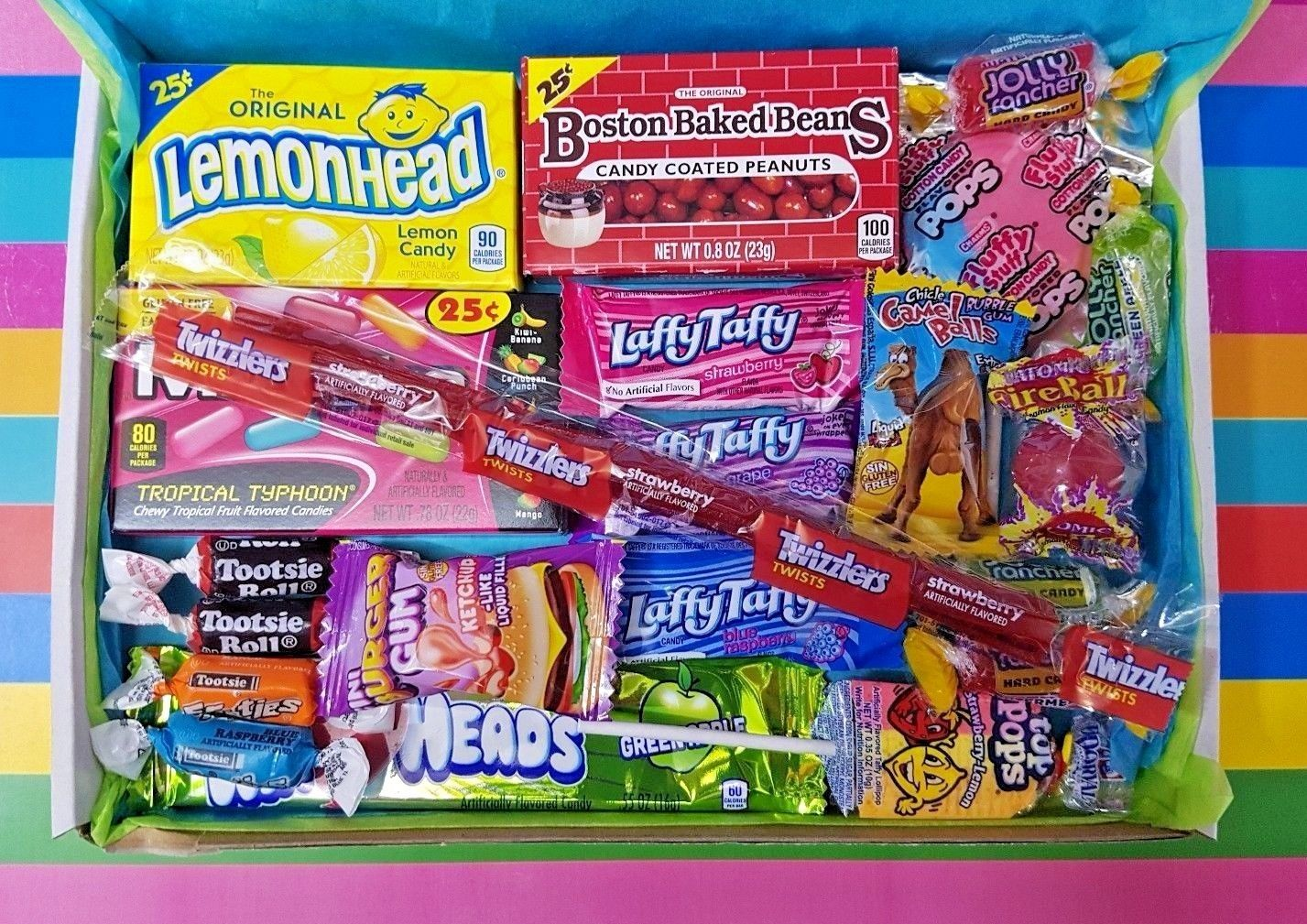 American Candy Gift Box 11