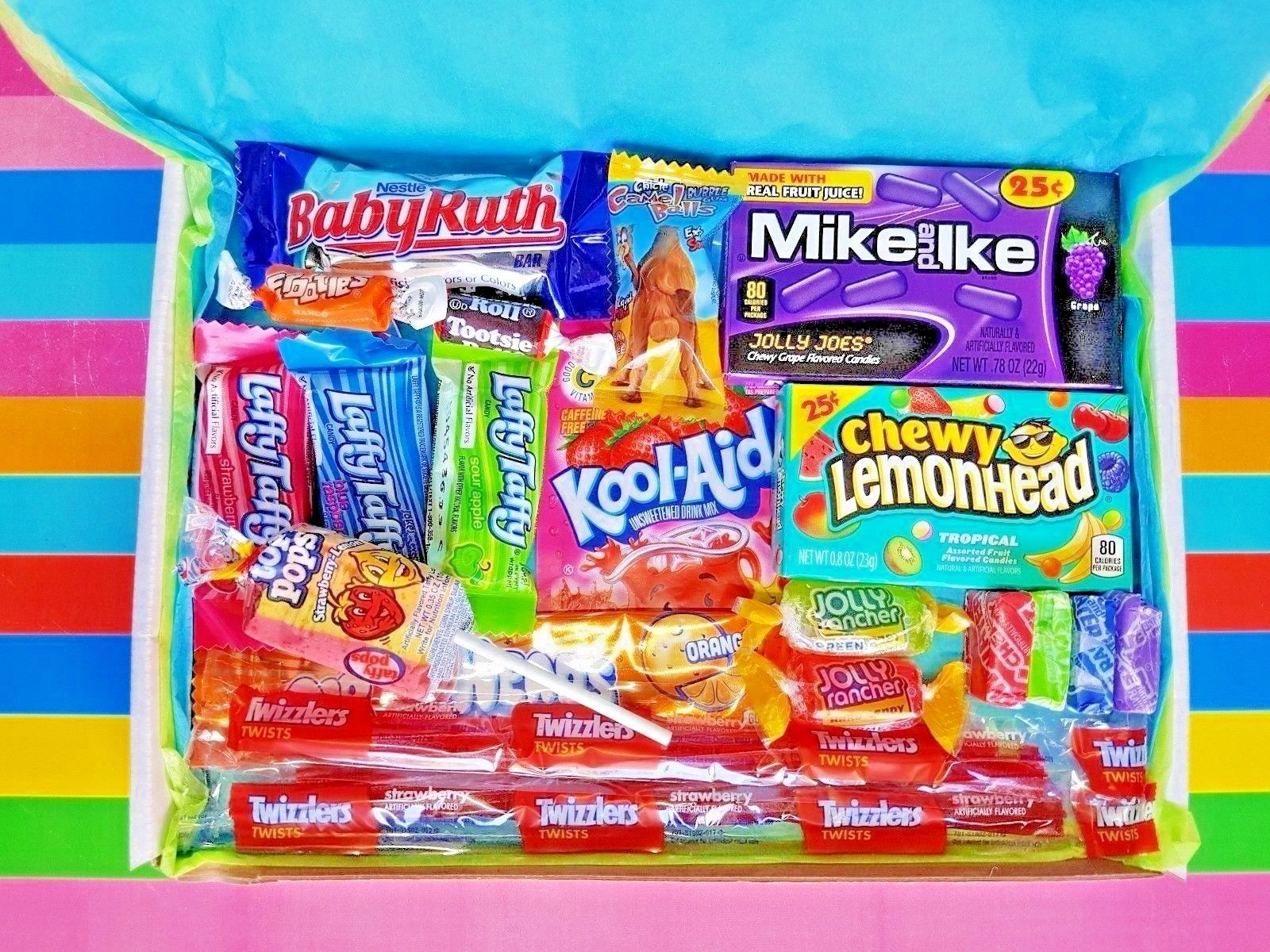 American Candy Gift Box 13