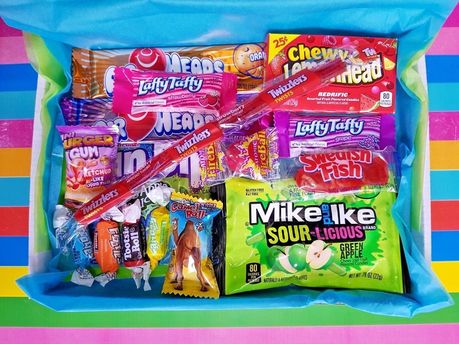 American Candy Gift Box 34