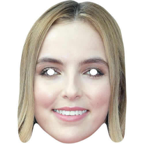 Jodie Comer Killing Eve Mask