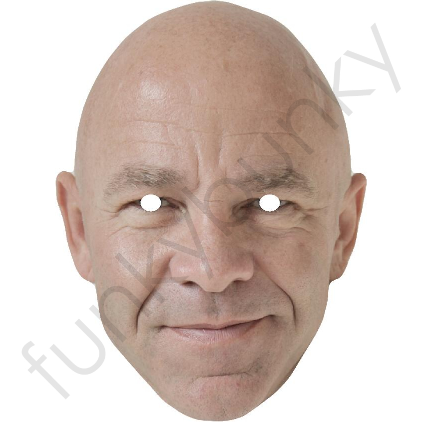 Dominic Littlewood Mask - Dominic-Littlewood