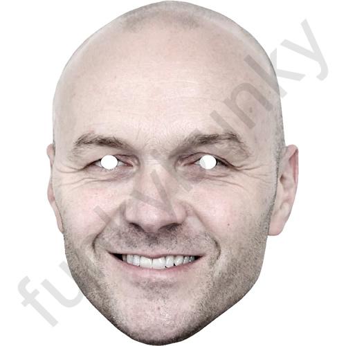 Simon Rimmer Chef Mask
