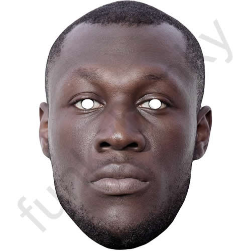 stormzy singer mask - next day delivery